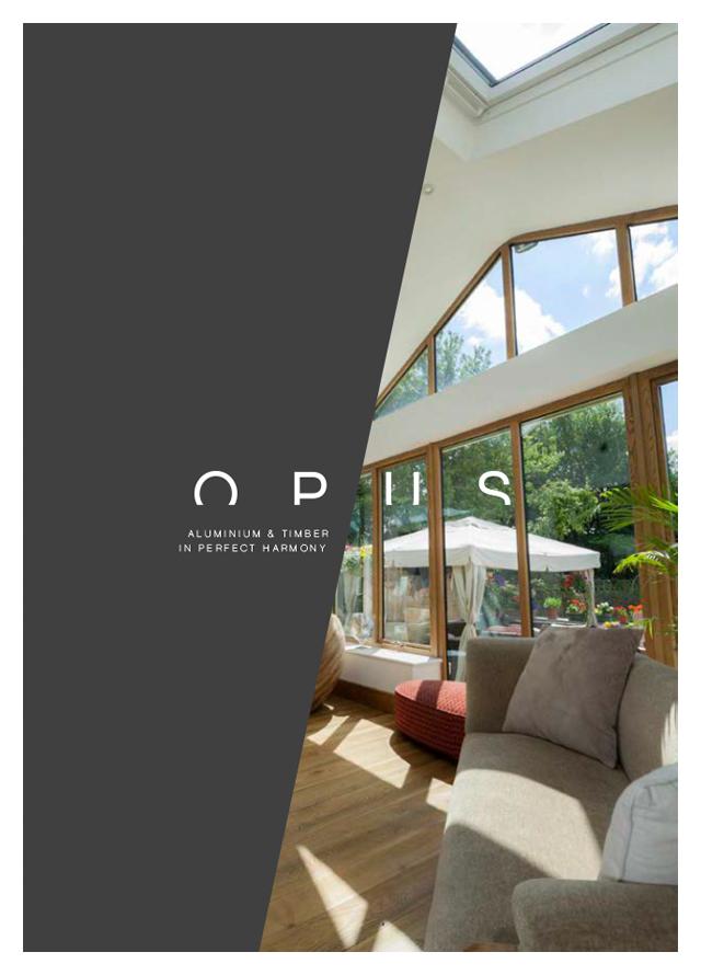 Opus aluminium & timber