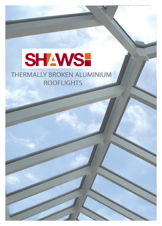 Shaws howell ally roof lanterns