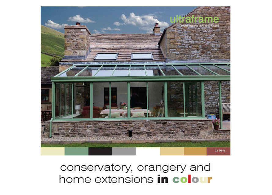 Ultraframe conservatories & extensions
