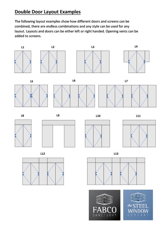 Door style guide 1