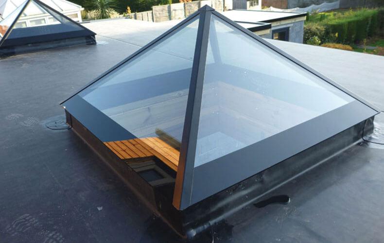 Roof maker roof lights