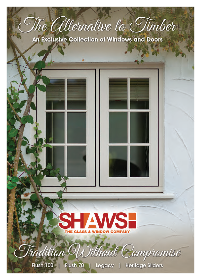 Shaws alternative to timber collection