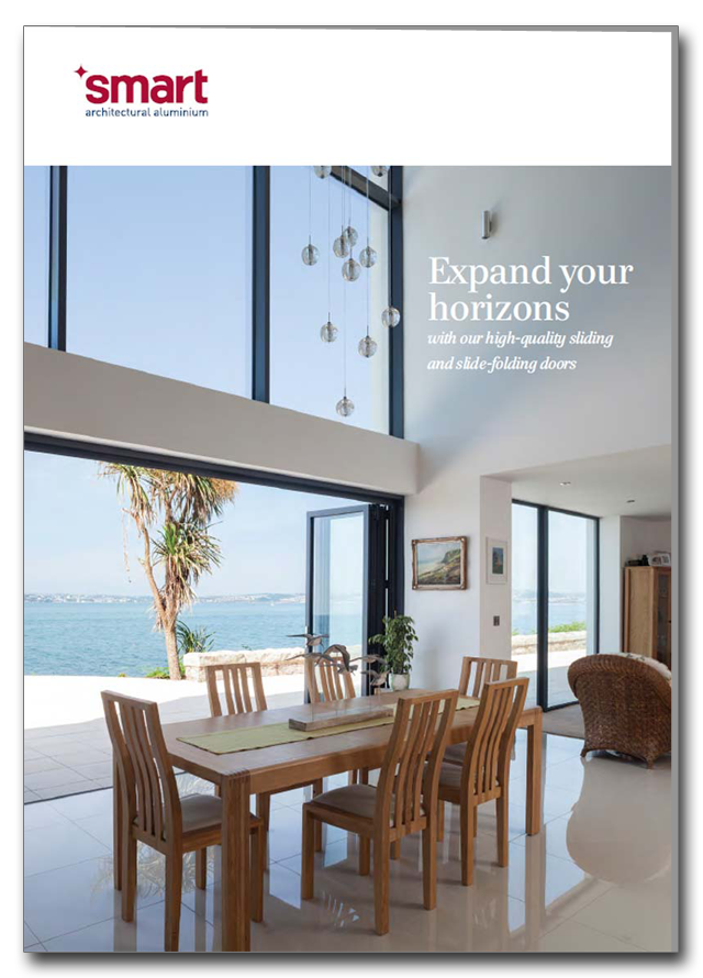 Shaws smarts aluminium brochure