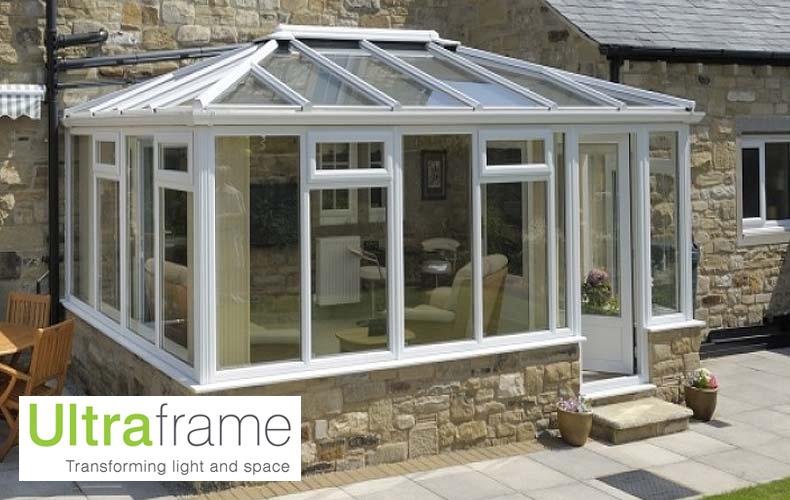 Ultra frame conservatory roofs supplier brighton 1