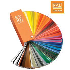 Any ral colour option
