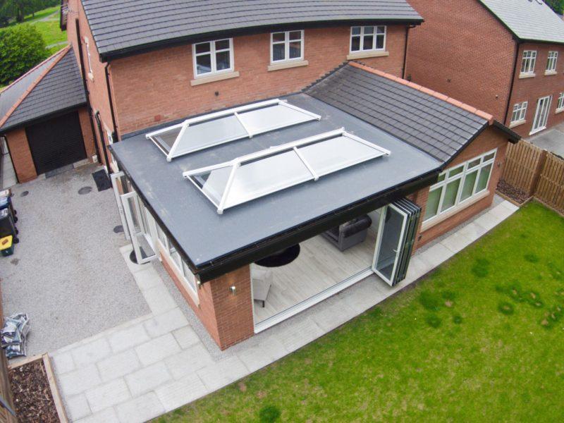 Ultrasky Roof Lanterns Ultraframe Roof Systems Shaws