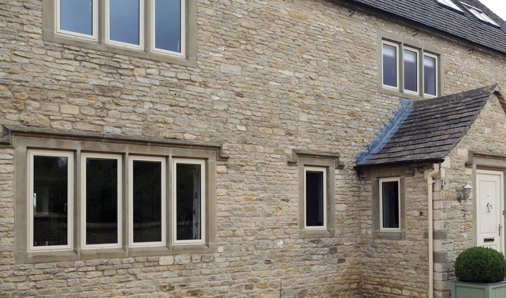 Shaws of brighton aluminium windows installers