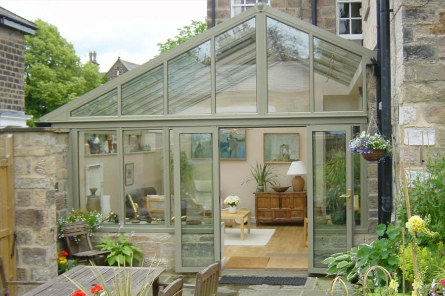 Ultraframe quantal conservatory roofs shaws of brighton