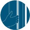 Finger safe gasket icon