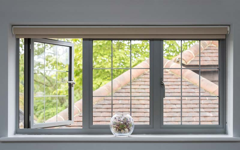 Full view ow 70 slimline windows