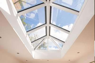 Double hipped roof lights 3