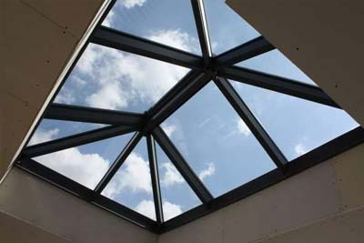 Double hipped roof lights 6