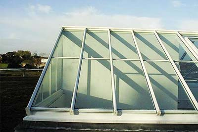 Gable ended rooflight 3