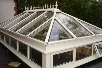 Lantern roof light 8