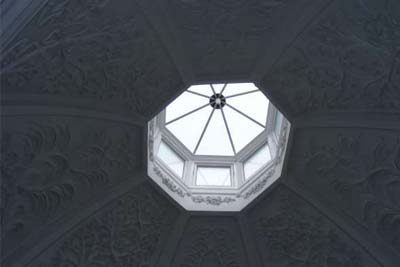 Octagon roof light 3