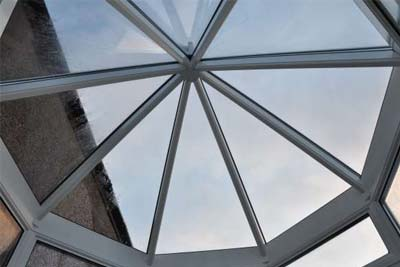 Octagon roof light 8