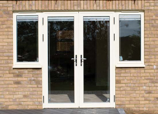 Aluminium doors crawley diamond glass windows 1