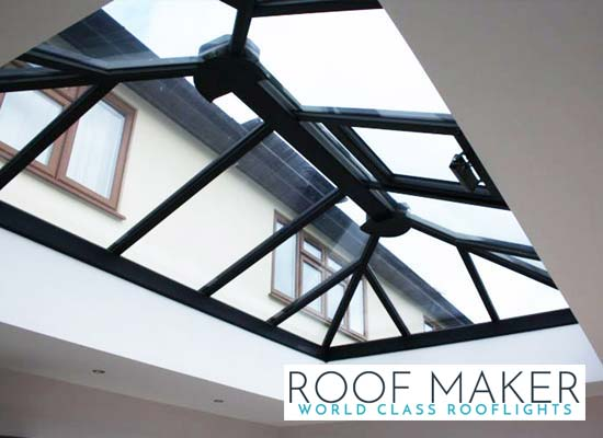 traditional-roof-lantern-interior-shot-looking-out-light-shining-in