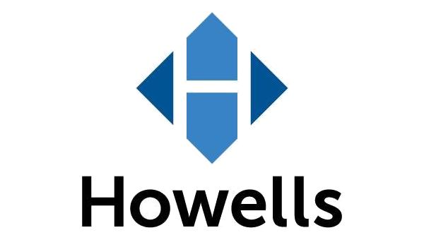 Howells logo howells brand logo