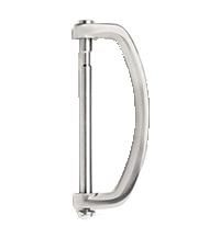 D handle for origin bi fold door for residence doors and windows