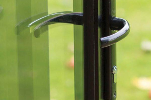 Origin bi fold ob 49 door handle black