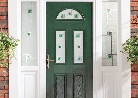 Apeer traditional composite door 2