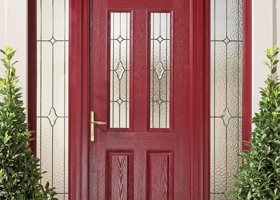Apeer traditional composite door 5
