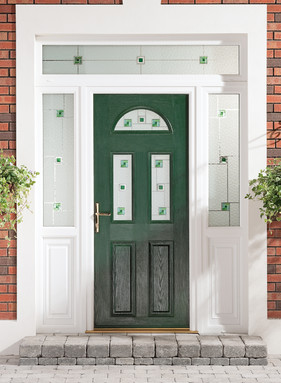 Apeer traditional composite doors apc