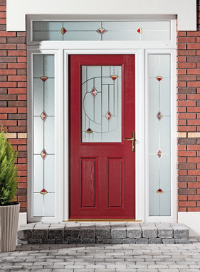 Apeer traditional composite doors apg