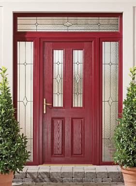 Apeer traditional composite doors apm