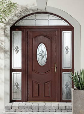 Apeer traditional composite doors aps