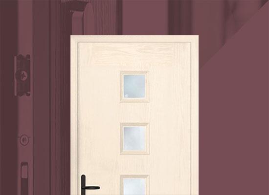 Apeer traditional style door range