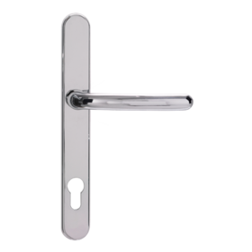 Classic lever handle chrome