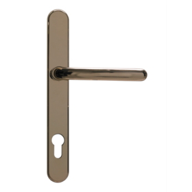 Classic lever handle gold