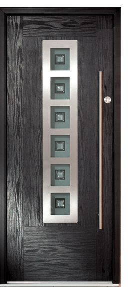 Contemporary door 1200mm
