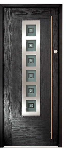 Contemporary door 1800mm