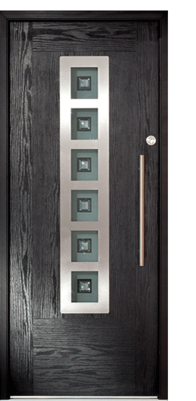 Contemporary door 600mm