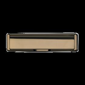 Letterbox bronze