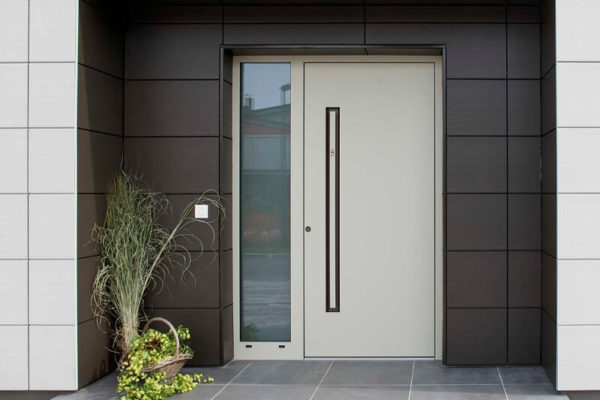 Inotherm aluminium entrance doors 5
