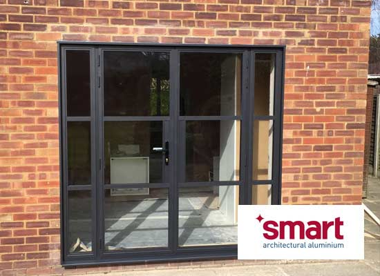 Smarts alitherm heritage doors