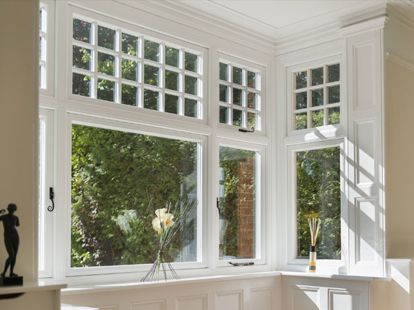 Double and triple glazing from shaws